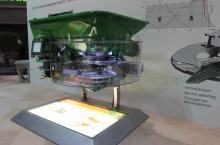 Центробежна торачка AMAZONE ZA-TS Ultra Profis Hydro
