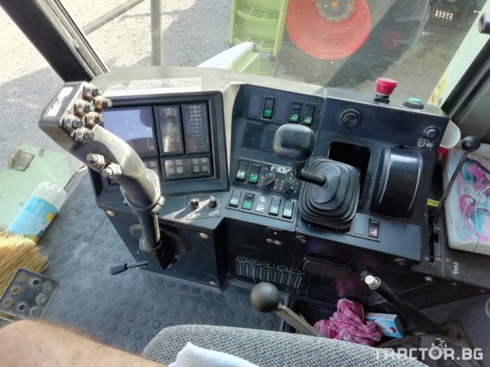 Комбайни Claas MEGA 204 5 - Трактор БГ