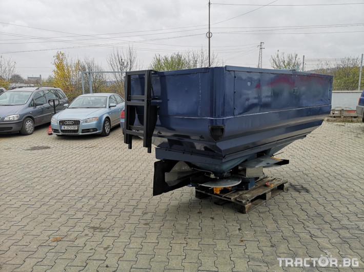 Торачки Bogballe М2 Plus 1 - Трактор БГ