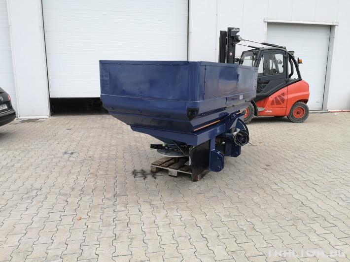 Торачки Bogballe М2 Plus 4 - Трактор БГ