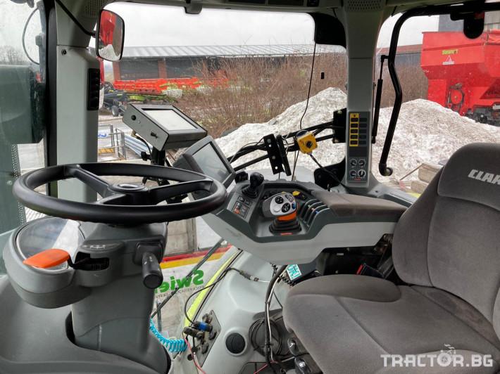 Трактори Claas Axion 840 2 - Трактор БГ