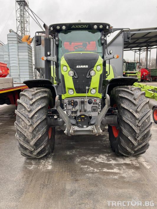 Трактори Claas Axion 840 4 - Трактор БГ