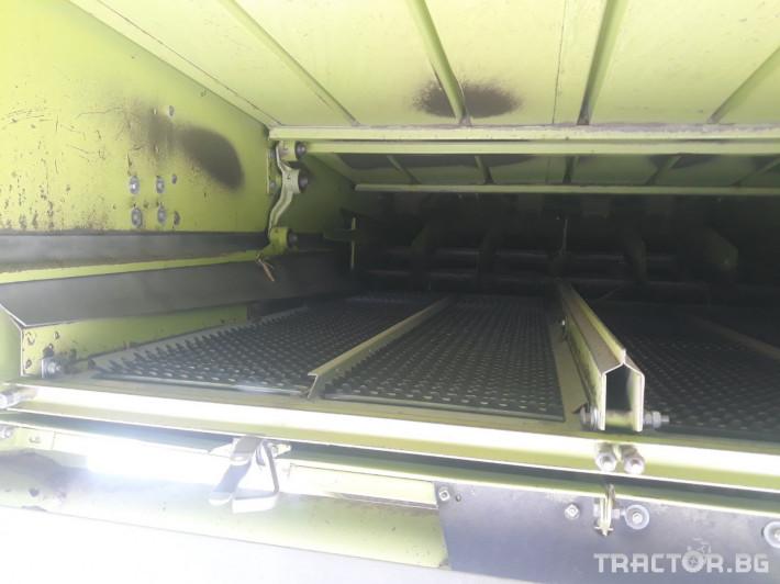 Комбайни Claas Mega 218 5 - Трактор БГ