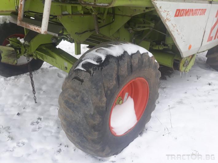 Комбайни Claas Mega 218 6 - Трактор БГ