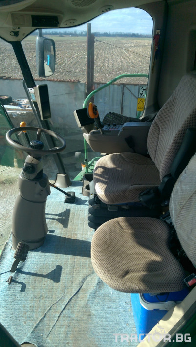 Комбайни John-Deere W540 6 - Трактор БГ