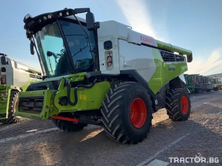 Комбайни Claas LEXION 8700 4x4 0 - Трактор БГ