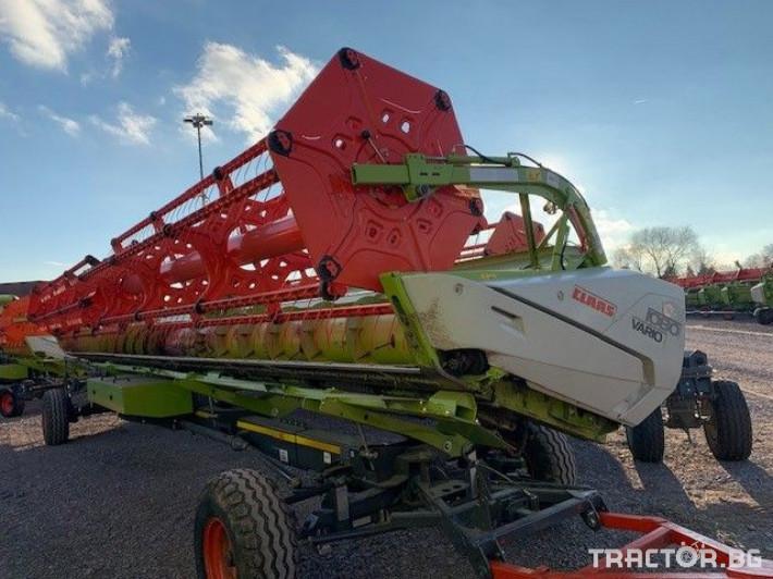 Комбайни Claas LEXION 8700 4x4 5 - Трактор БГ