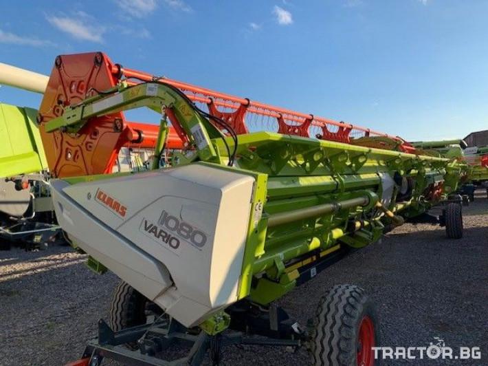 Комбайни Claas LEXION 8700 4x4 7 - Трактор БГ