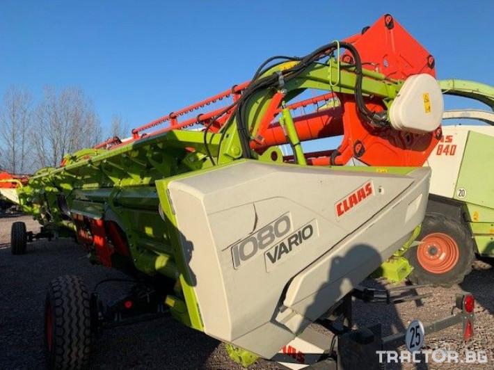 Комбайни Claas LEXION 8700 4x4 8 - Трактор БГ
