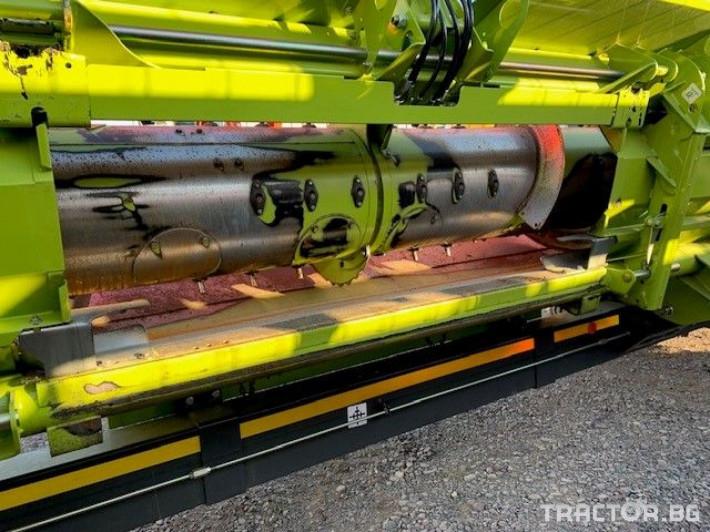Комбайни Claas LEXION 8700 4x4 9 - Трактор БГ