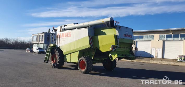 Комбайни Claas Lexion 460 1 - Трактор БГ