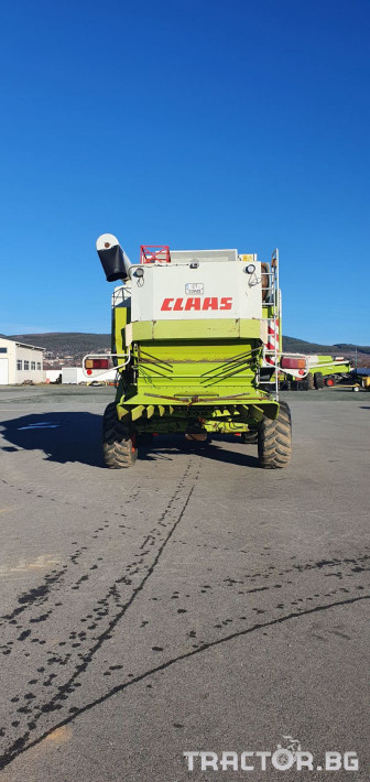 Комбайни Claas Lexion 460 7 - Трактор БГ
