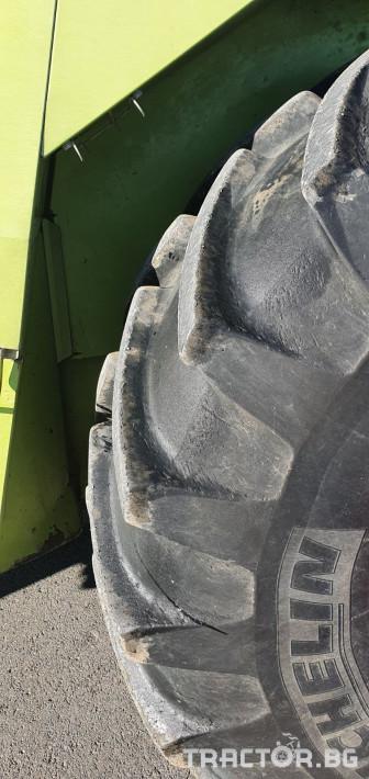 Комбайни Claas Lexion 460 11 - Трактор БГ