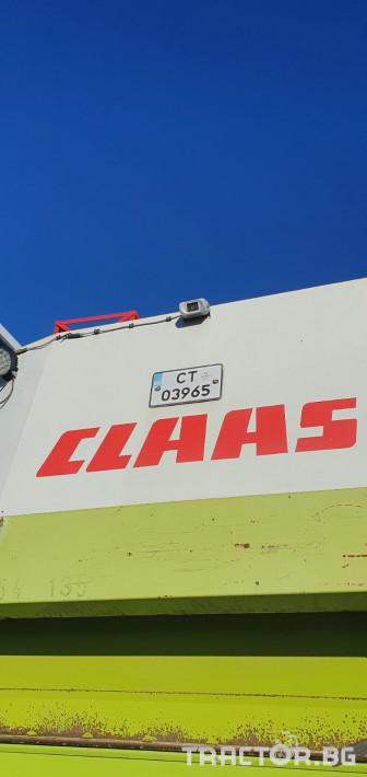 Комбайни Claas Lexion 460 12 - Трактор БГ