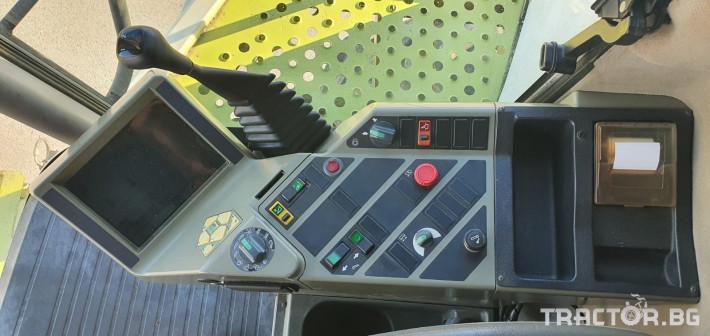Комбайни Claas Lexion 460 13 - Трактор БГ