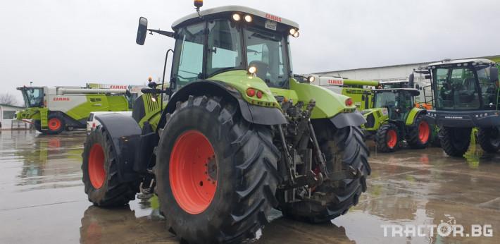 Трактори Claas Axion 850 7 - Трактор БГ