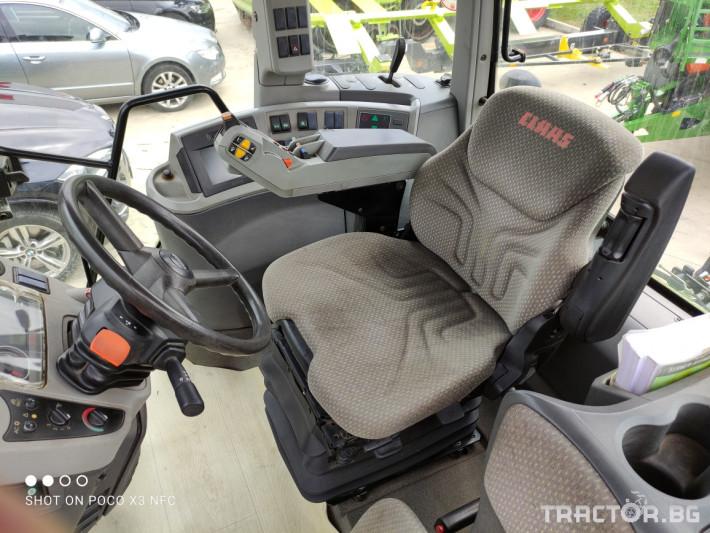 Трактори Claas Axion 850 CEBIS 1 - Трактор БГ