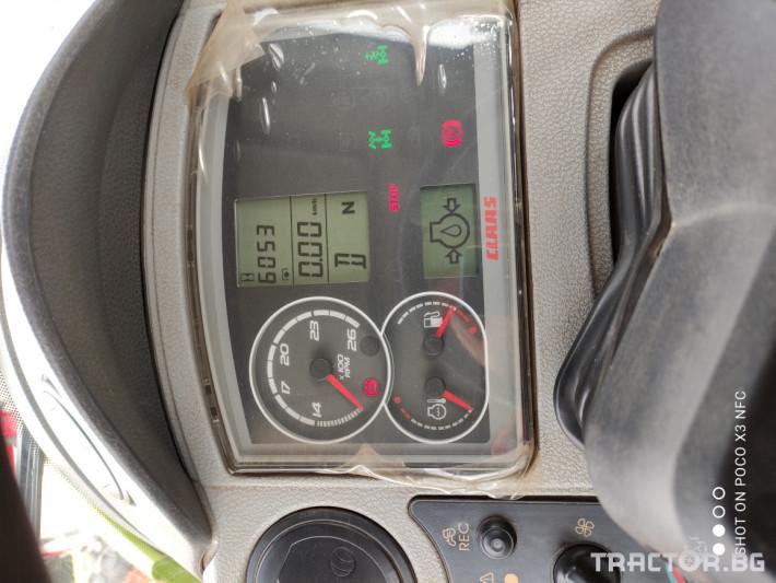 Трактори Claas Axion 850 CEBIS 2 - Трактор БГ