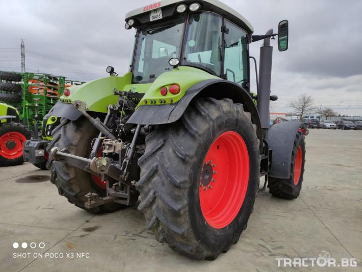 Трактори Claas Axion 850 CEBIS 3 - Трактор БГ