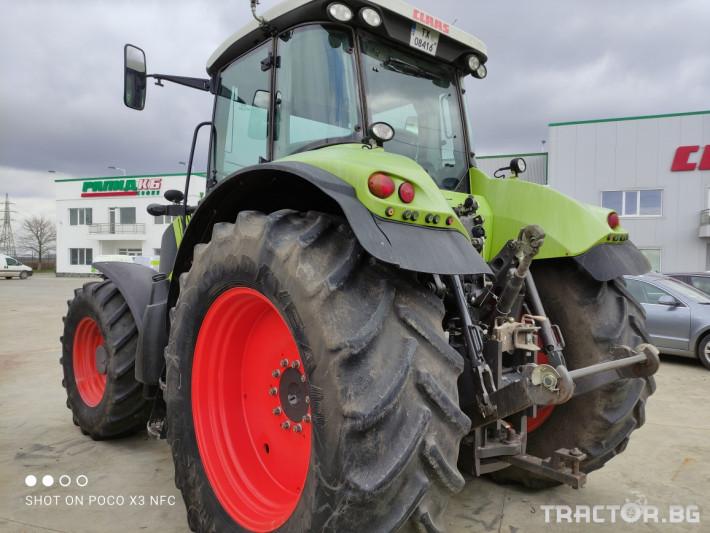 Трактори Claas Axion 850 CEBIS 4 - Трактор БГ