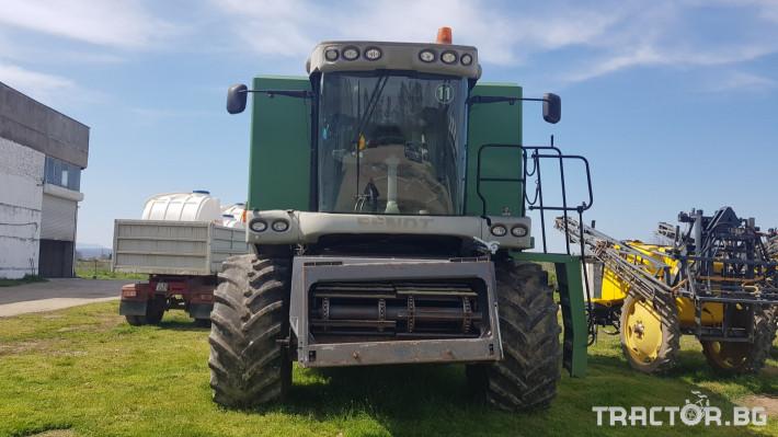 Комбайни Fendt 8370Р 5 - Трактор БГ