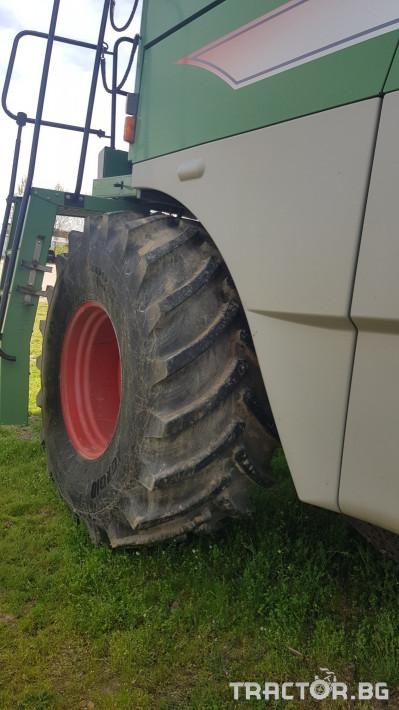 Комбайни Fendt 8370Р 8 - Трактор БГ