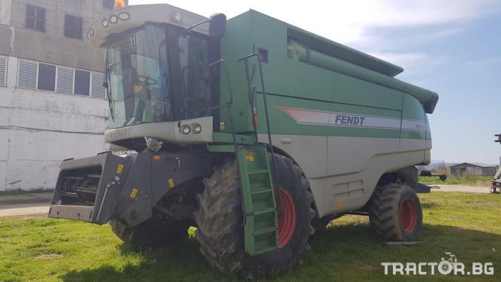 Комбайни Fendt 8370Р 9 - Трактор БГ