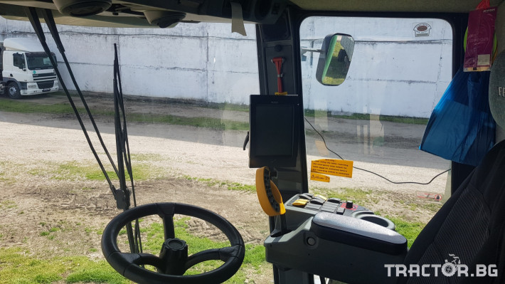 Комбайни Fendt 8370Р 12 - Трактор БГ