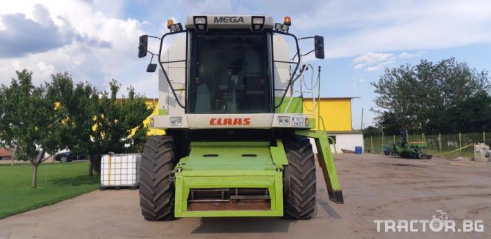 Комбайни Claas MEGA 360 1 - Трактор БГ