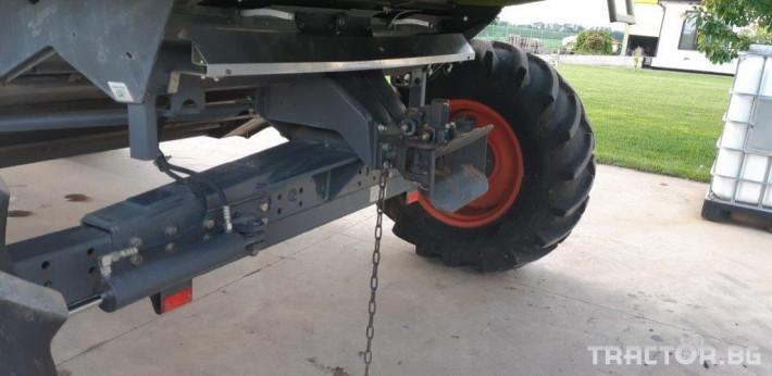 Комбайни Claas MEGA 360 5 - Трактор БГ