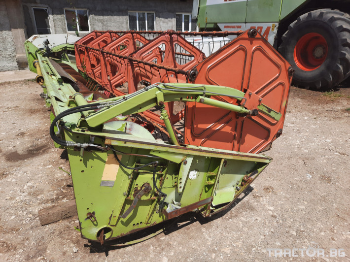 Комбайни Claas MEGA 204 10 - Трактор БГ