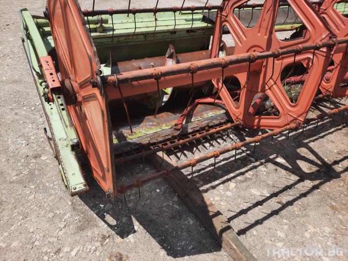 Комбайни Claas MEGA 204 11 - Трактор БГ