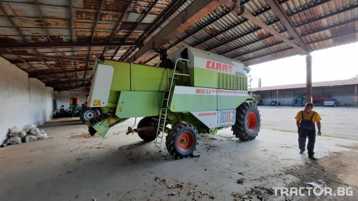 Комбайни Claas Dominator 108 2 - Трактор БГ