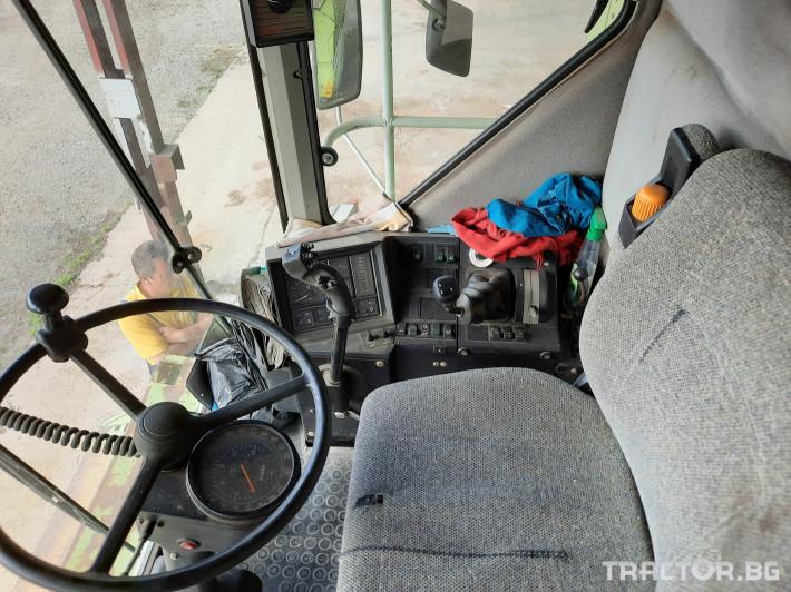 Комбайни Claas Dominator 108 7 - Трактор БГ