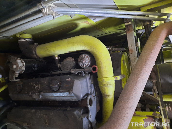 Комбайни Claas Dominator 108 9 - Трактор БГ