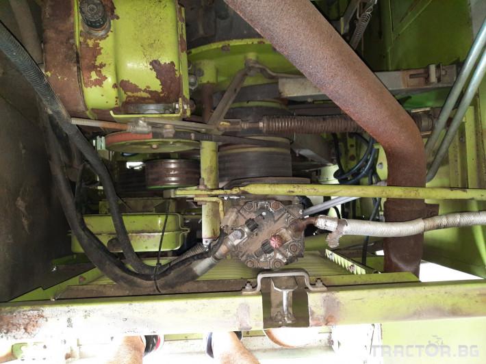 Комбайни Claas Dominator 108 10 - Трактор БГ