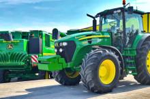 John-Deere Колесен трактор 7930